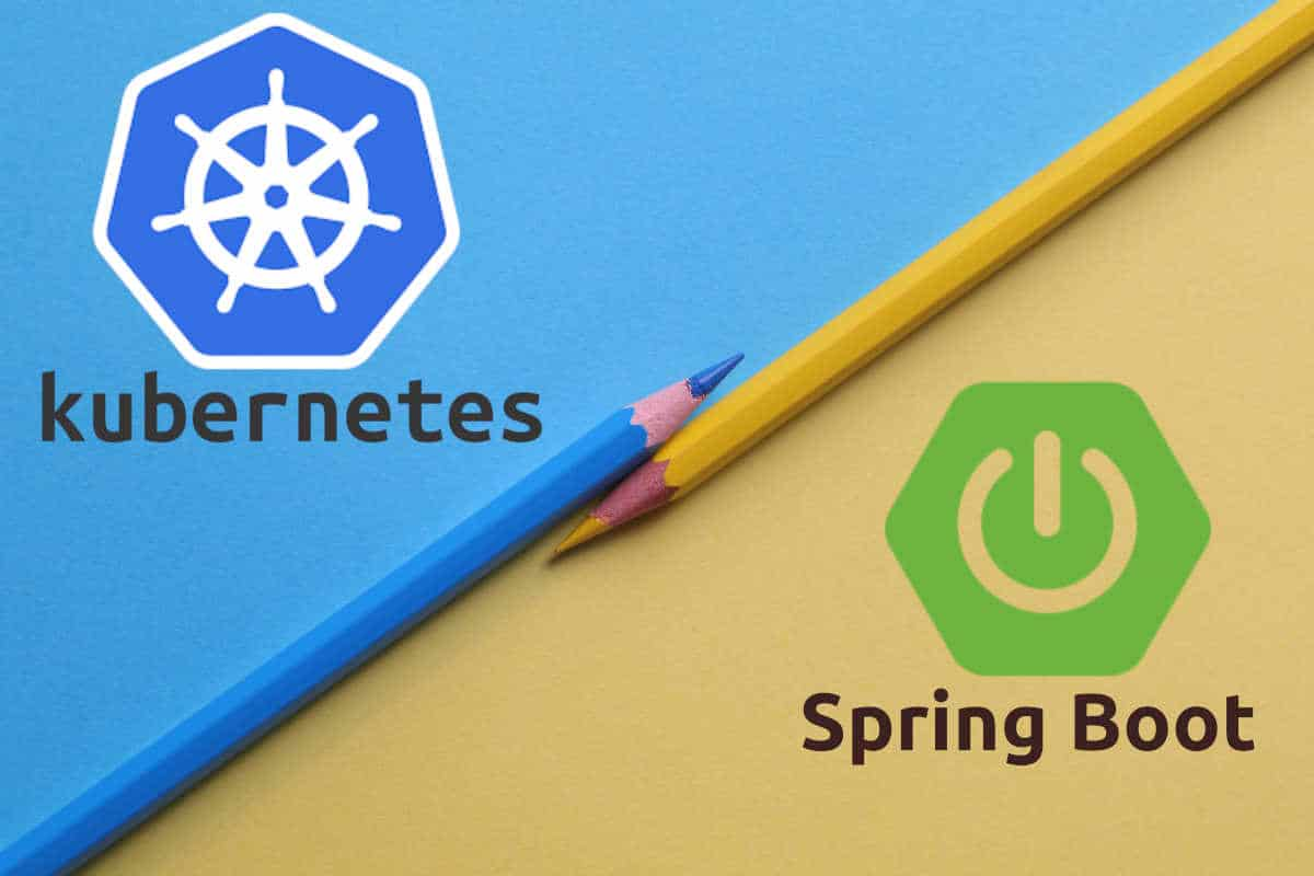 Deploy Spring Boot microservices on kubernetes